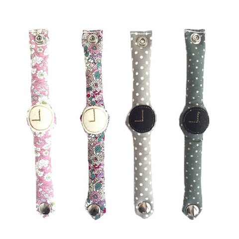 Fabric Watches by Numero 74 | Wild & Whimsical Things www.wildandwhimsicalthings.com.au