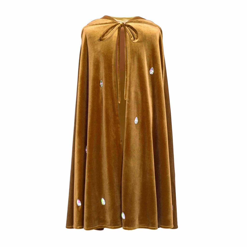 Gold Velvet Leia Cape by Numero 74 | Wild & Whimsical Things www.wildandwhimsicalthings.com.au