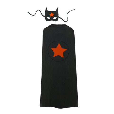 Superhero costume in dark grey by Numero 74 | Wild & Whimsical Things www.wildandwhimsicalthings.com.au