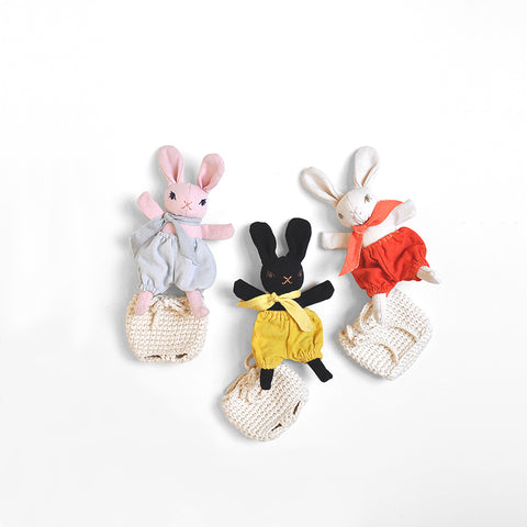Baby Rabbits by Polka Dot Club | Wild & Whimsical Things www.wildandwhimsicalthings.com.au