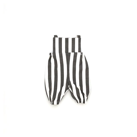 Striped Cotton Overalls by Polka Dot Club | Wild & Whimsical Things www.wildandwhimsicalthings.com.au