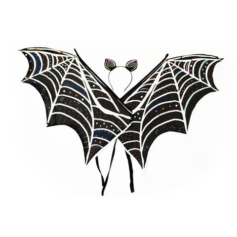 Design Your Own Bat Wings & Ears by Seedling | Wild & Whimsical Things www.wildandwhimsicalthings.com.au