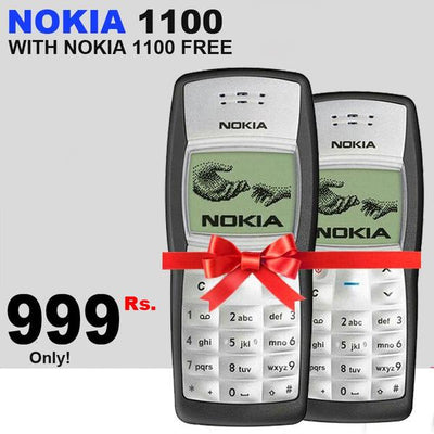 Nokia 1100 (Refurbished) - Fonezone