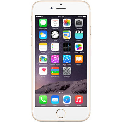 Apple iPhone 6 (Gold, 64GB) - Fonezone