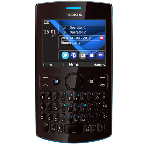 Nokia Asha 205 (Refurbished) - Fonezone