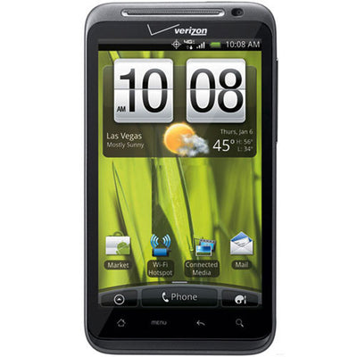 HTC Thunderbolt 4G 6400 (Refurbished) - Fonezone