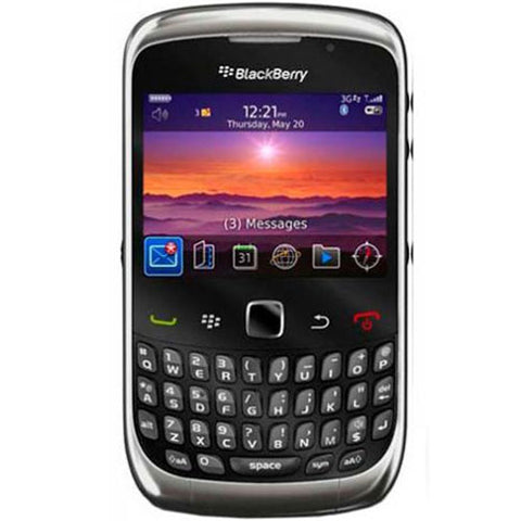 BlackBerry Curve 9300 (Refurbished) - Fonezone