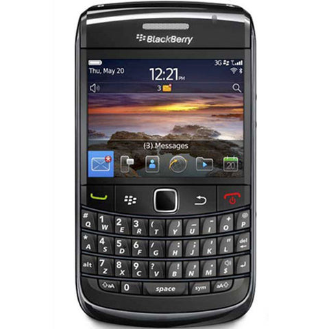 Blackberry Bold 9780 (Refurbished) - Fonezone