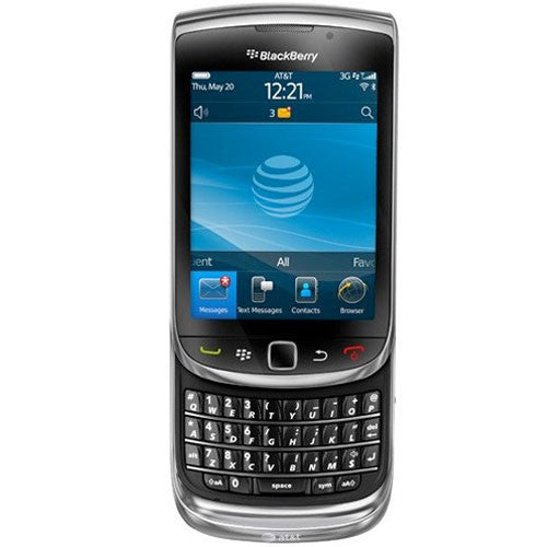BlackBerry Torch 9800 (Refurbished) - Fonezone