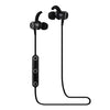 S500 Sports Bluetooth Wireless Binaural Subwoofer Earphone - Black