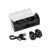 TWS-10 In Ear Wireless Headphones Dynamic Plastic Driving Earphone Mini