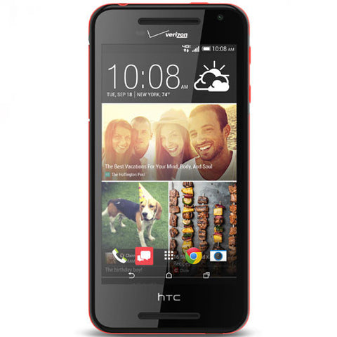 HTC Desire 612 (Refurbished) - Fonezone