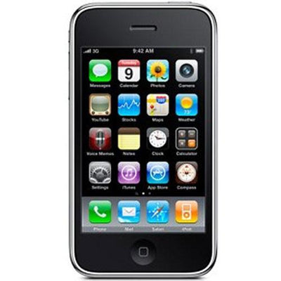 Apple iPhone 3GS (8GB, Refurbished) - Fonezone
