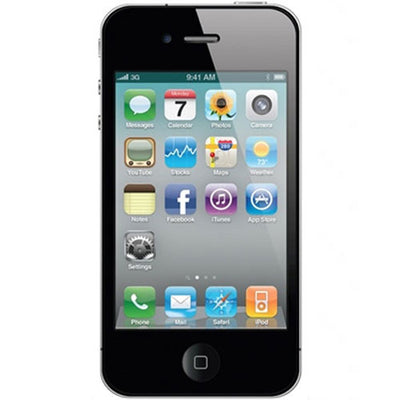 Apple iPhone 4 (16GB, Refurbished) - Fonezone