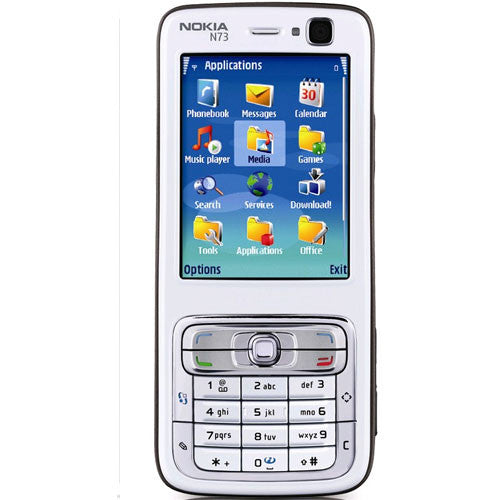 Nokia N73 (Refurbished) - Fonezone
