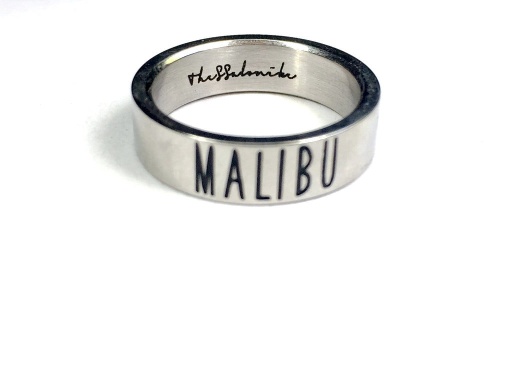 Travel Ring Malibu wanderlust, keiko, keiko conservation, wandering, travel, = - Thessalonike
