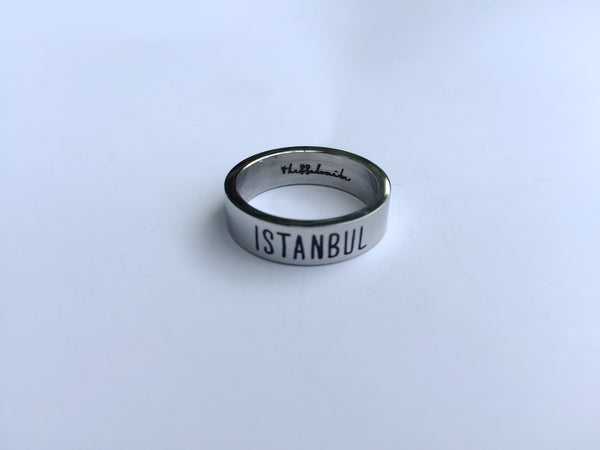 Travel Ring Istanbul wanderlust, keiko, keiko conservation, wandering, travel, = - Thessalonike
