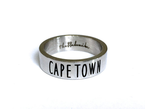 Travel Ring Cape Town wanderlust, keiko, keiko conservation, wandering, travel, = - Thessalonike
