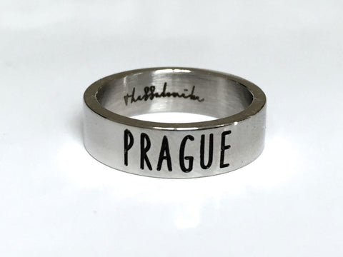 Travel Ring Prague wanderlust, keiko, keiko conservation, wandering, travel, = - Thessalonike