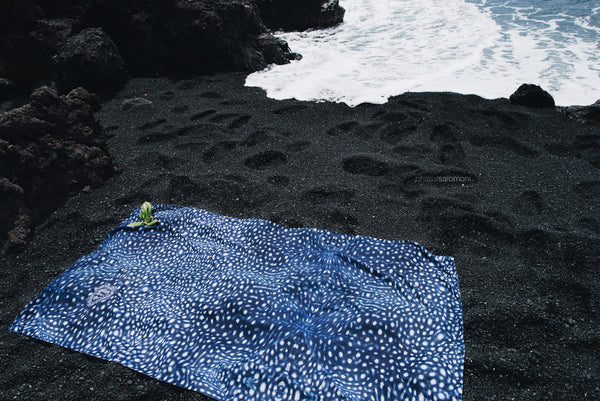 One Ocean Designs Collab Whale Shark Pareo wanderlust, keiko, keiko conservation, wandering, travel, = - Thessalonike