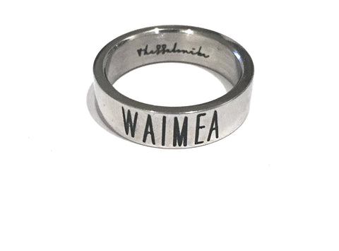 Travel Ring Waimea wanderlust, keiko, keiko conservation, wandering, travel, = - Thessalonike
