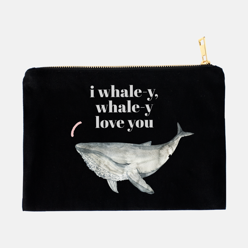I Whale-y Whale-y Love You Whale Clutch wanderlust, keiko, keiko conservation, wandering, travel, = - Thessalonike