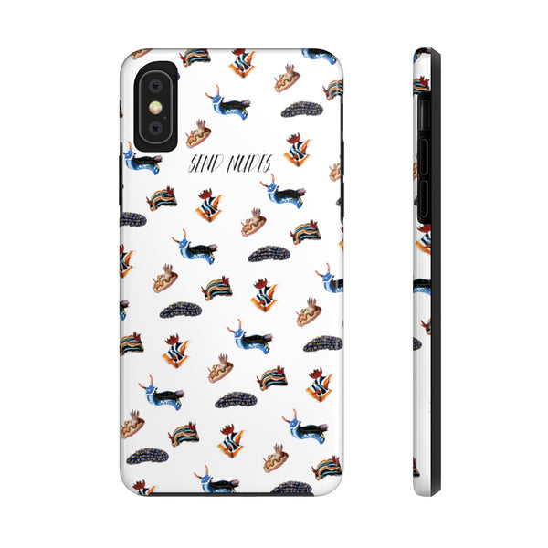 Send Nudes Nudibranch Phone Case wanderlust, keiko, keiko conservation, wandering, travel, = - Thessalonike
