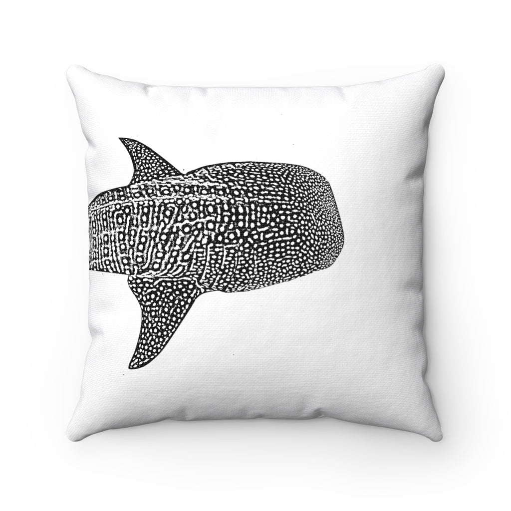 Whale Shark Throw Pillow wanderlust, keiko, keiko conservation, wandering, travel, = - Thessalonike