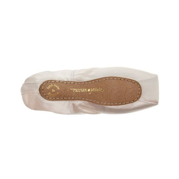 Russian Pointe Elegance - V-cut Pointe Shoe RPEV