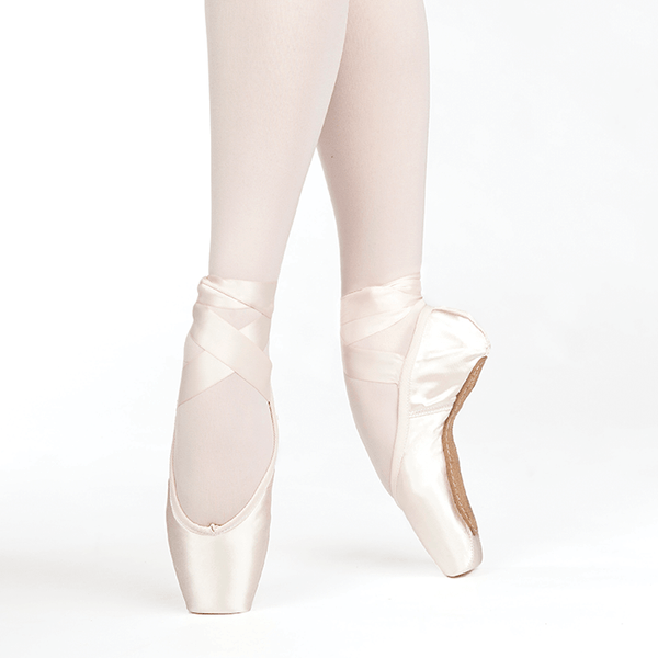 Russian Pointe Almaz - U-cut Drawstring Pointe Shoe RPAD