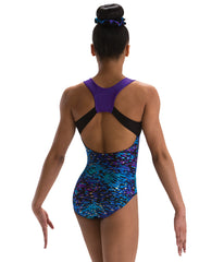 Motionwear Ladies Gymnastic Suit Racerback 1372