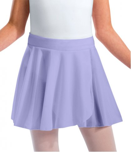 Motionwear Ladies Pull On Wrap Skirt 1011L