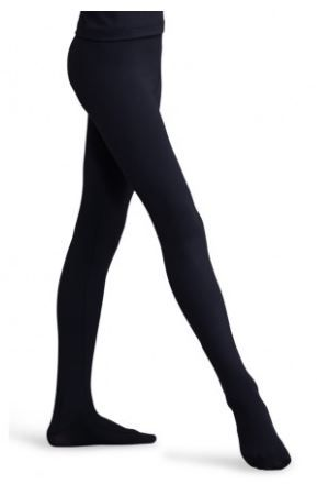 Capezio Men's Tactel Full Foot Tights 10361M
