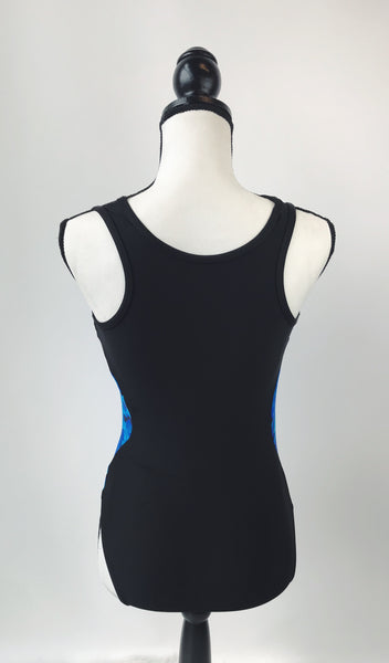 1331 Motionwear LADIES 2-Tone Racerback Leotard