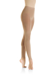Mondor Girls Ultra-Soft Footless Tight 318G