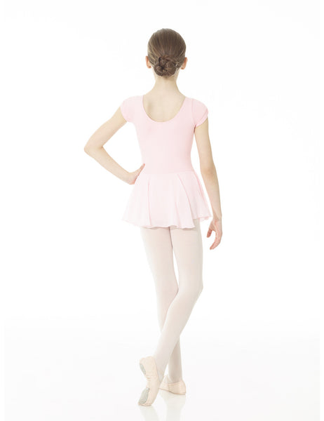 26201 Mondor Studio 55 Skirted leotard