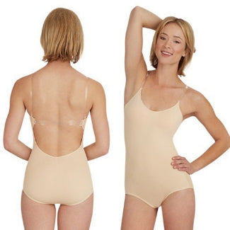 3565 Capezio Foundation with Bra Tek Leotard