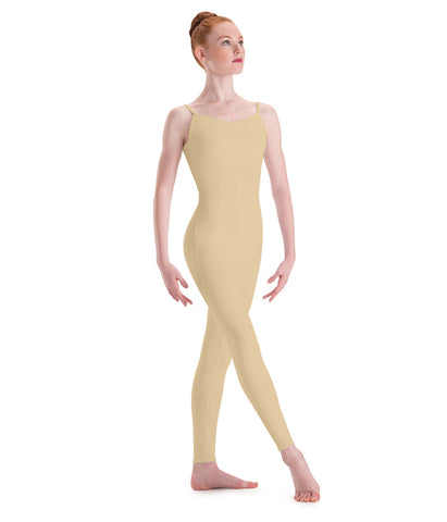 Motionwear Ladies Adjustable Strap Unitard 2488