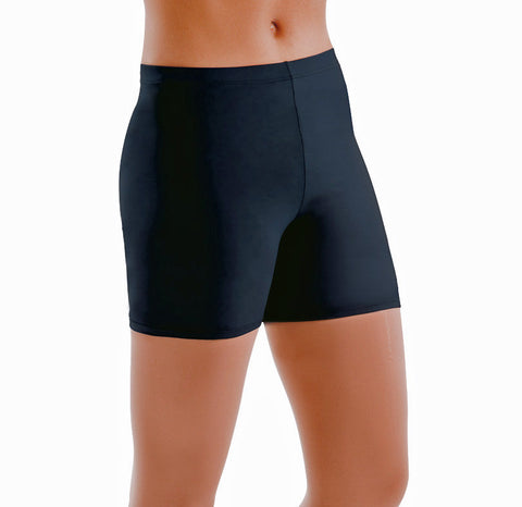 Motionwear Ladies Low Rise Bike Short 7105L