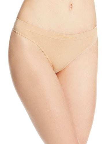 Capezio Seamless Low Rise Thong 3678