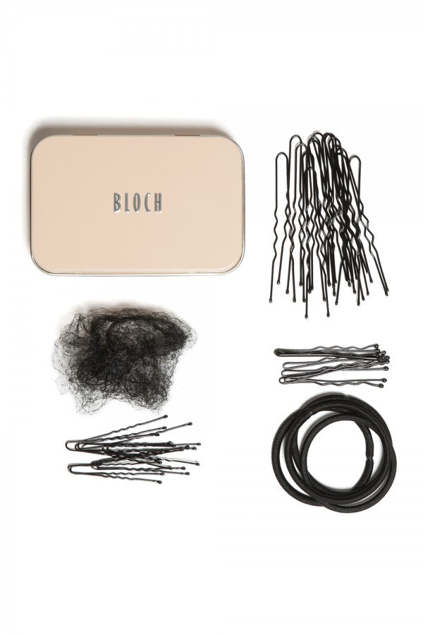 Bloch Hair Kit A0801 in Tin