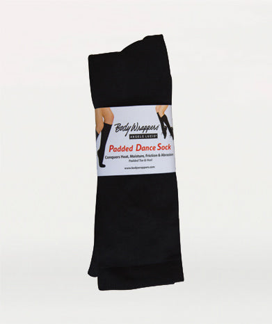 A78 Bodywrappers Padded Dance Socks