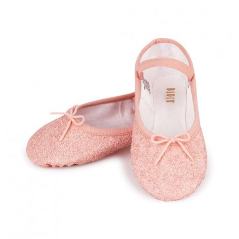 Bloch Glitter Dust Ballet Slipper S0292G