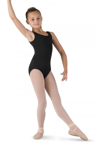 Bloch Girls Basic Tank Leotard CL5405