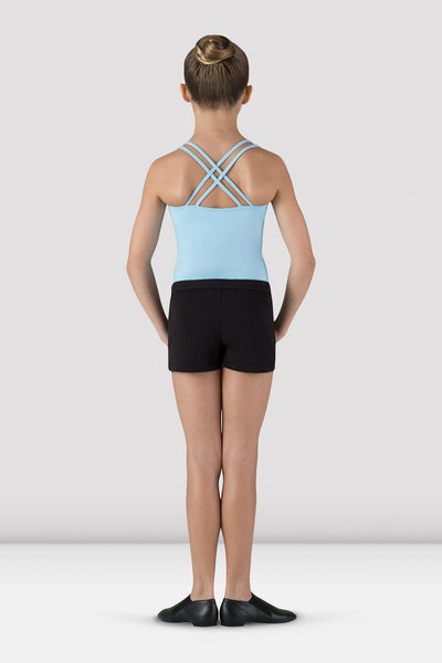 Bloch Girls Arriere V Front Shorts CR3644