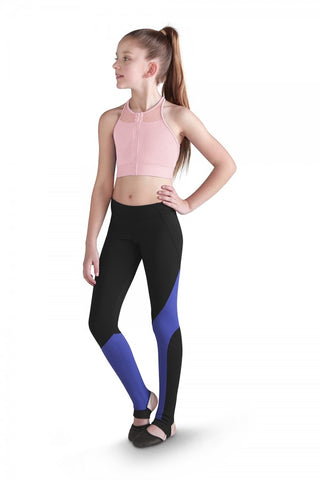 FP5070C Bloch Two Tone Stirrup Leggings