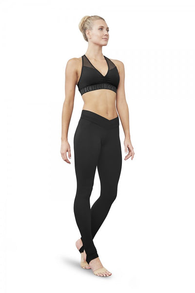 FP5147 Bloch V-Front Stirrup Legging
