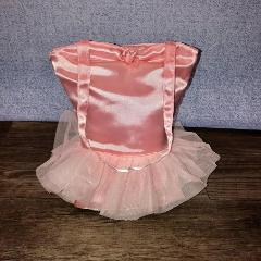 Bloch Satin Bag With Tutu Trim A65