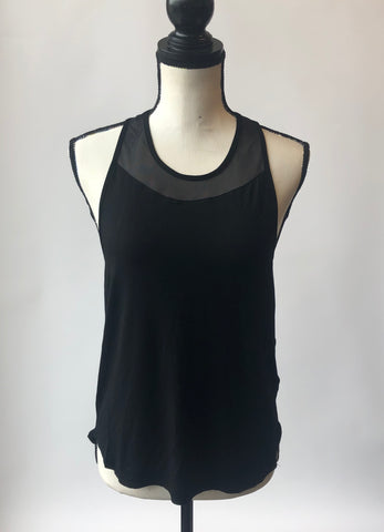 Bloch Mesh T-Bar Tank Top FT5108