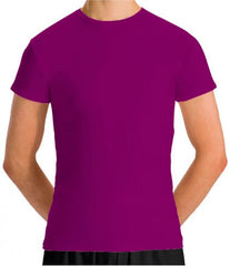 7207 Motionwear Men's Cap Sleeve Fitted T-Shirt